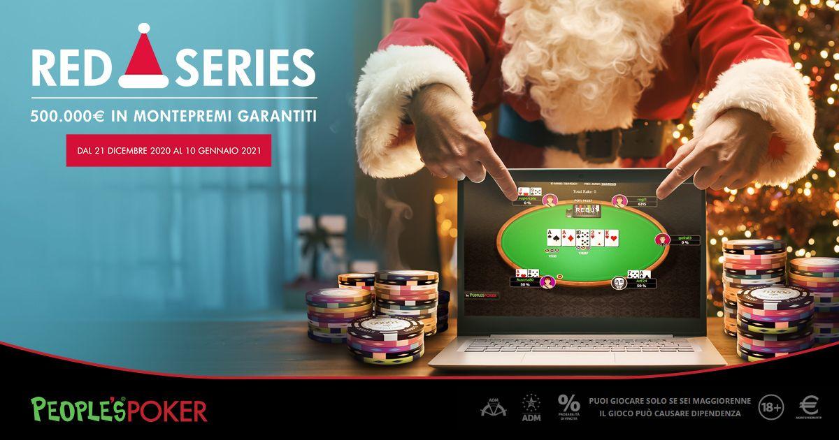 Seri Merah, Microgame mendistribusikan 500 ribu euro dan menggandakan peringkat poker
