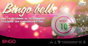 Bingo, per Natale Microgame annuncia promo da 110mila euro